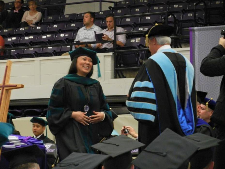 DPT graduation